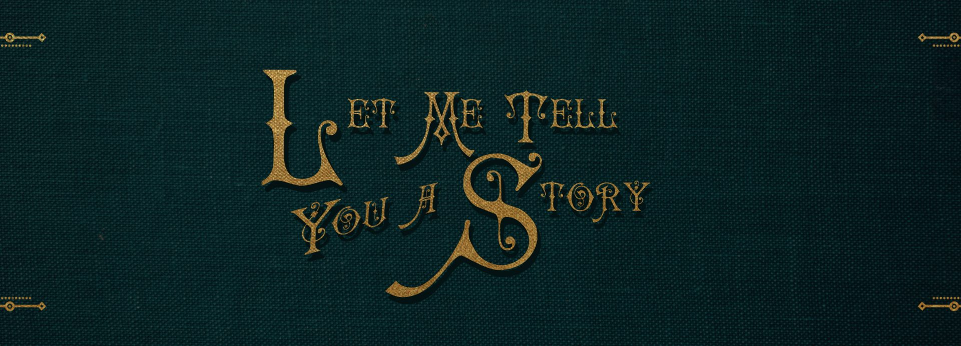 let me tell you a story website feature