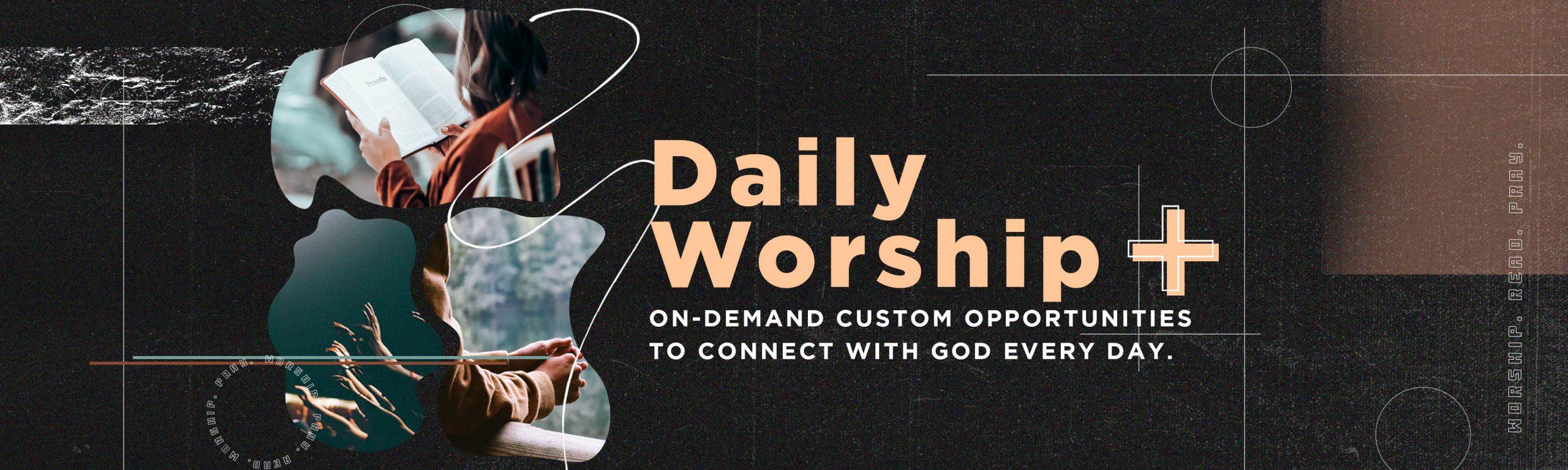 Daily Worship+